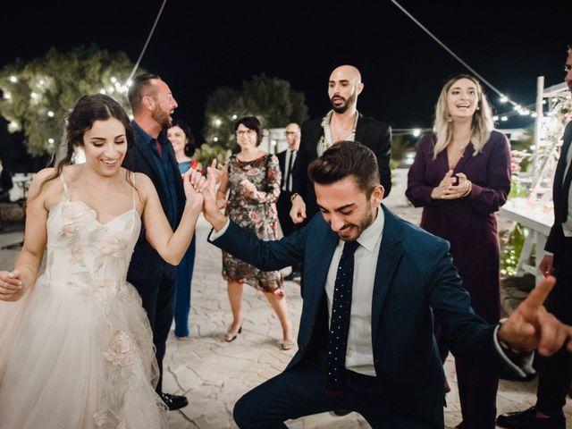 Il matrimonio di Damiano e Valentina a Brindisi, Brindisi 108