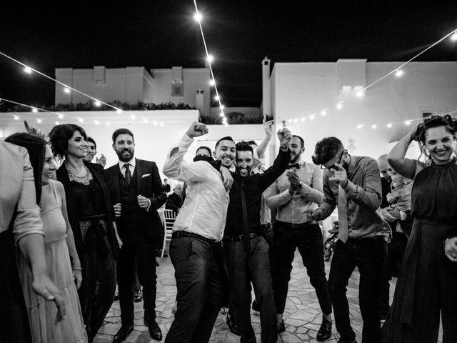 Il matrimonio di Damiano e Valentina a Brindisi, Brindisi 112