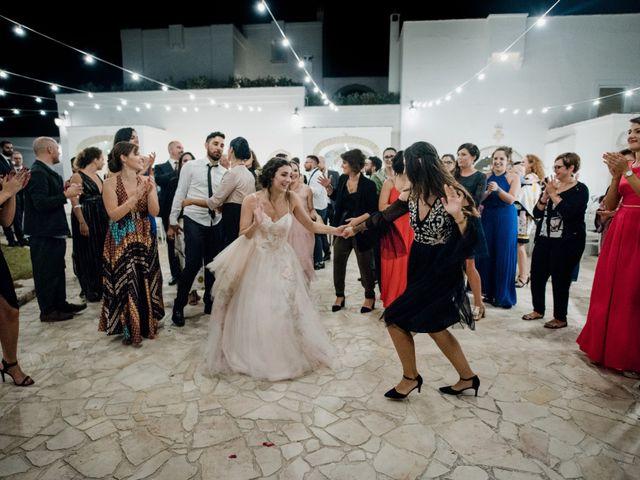 Il matrimonio di Damiano e Valentina a Brindisi, Brindisi 113