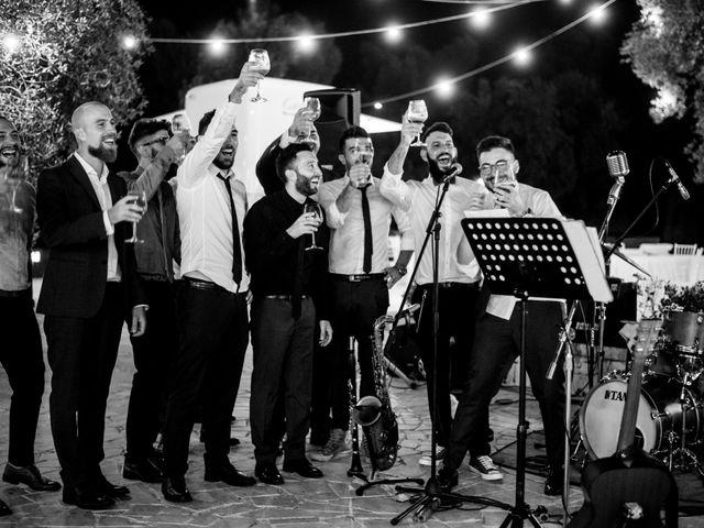 Il matrimonio di Damiano e Valentina a Brindisi, Brindisi 114