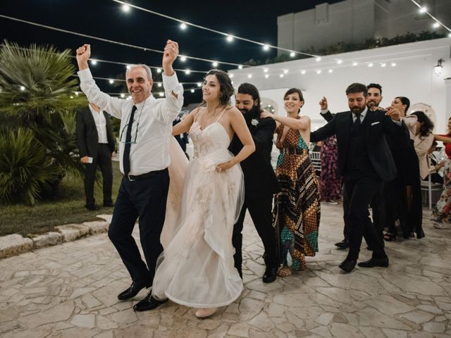 Il matrimonio di Damiano e Valentina a Brindisi, Brindisi 115