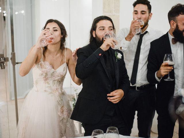 Il matrimonio di Damiano e Valentina a Brindisi, Brindisi 116