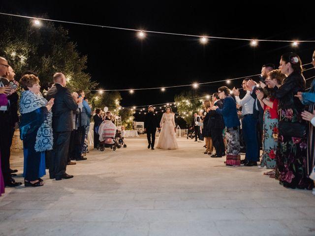 Il matrimonio di Damiano e Valentina a Brindisi, Brindisi 120