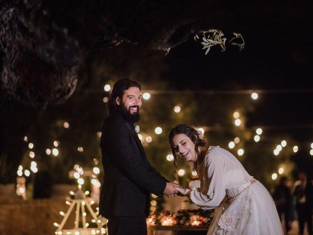 Il matrimonio di Damiano e Valentina a Brindisi, Brindisi 124