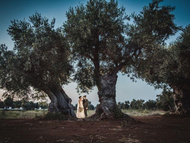 Il matrimonio di Damiano e Valentina a Brindisi, Brindisi 130