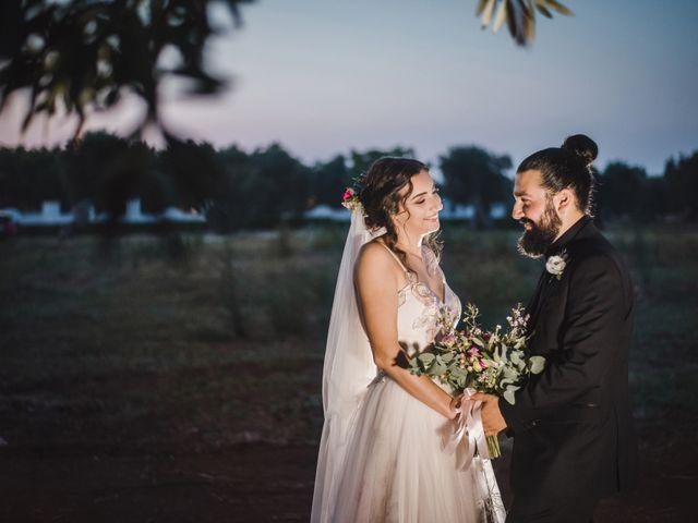 Il matrimonio di Damiano e Valentina a Brindisi, Brindisi 133