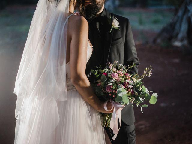 Il matrimonio di Damiano e Valentina a Brindisi, Brindisi 134
