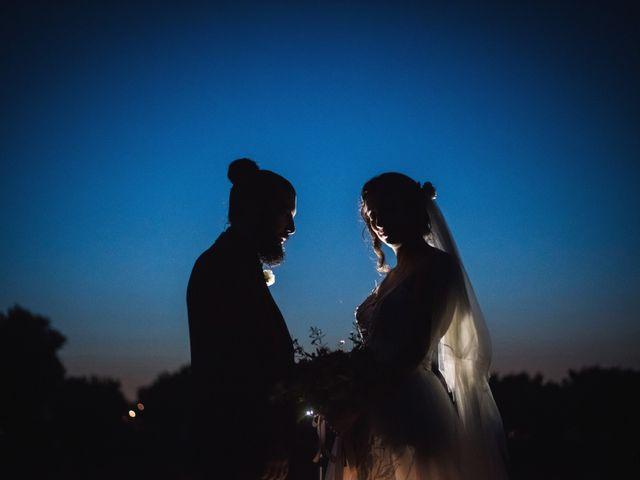 Il matrimonio di Damiano e Valentina a Brindisi, Brindisi 137