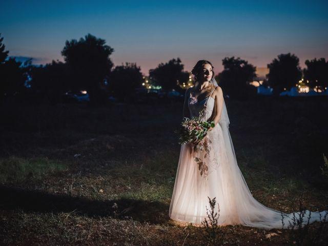 Il matrimonio di Damiano e Valentina a Brindisi, Brindisi 138