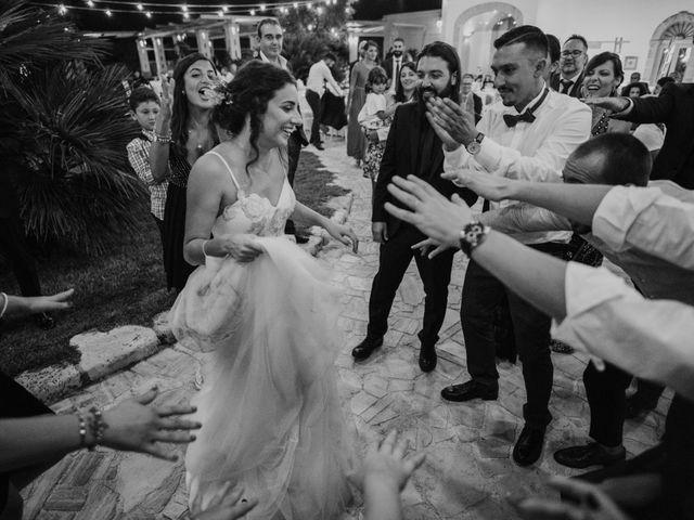 Il matrimonio di Damiano e Valentina a Brindisi, Brindisi 141
