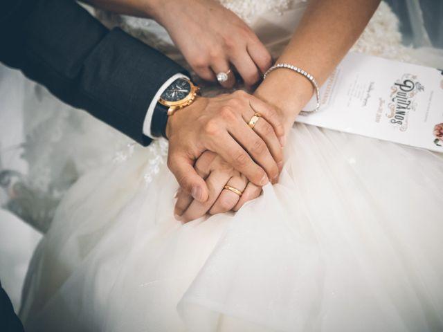 Le nozze di Valentina e Steven