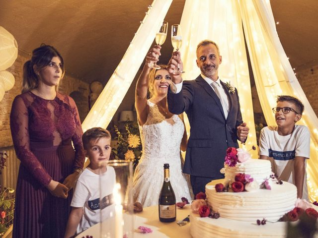 Il matrimonio di Andrea e Viola a Bondeno, Ferrara 42