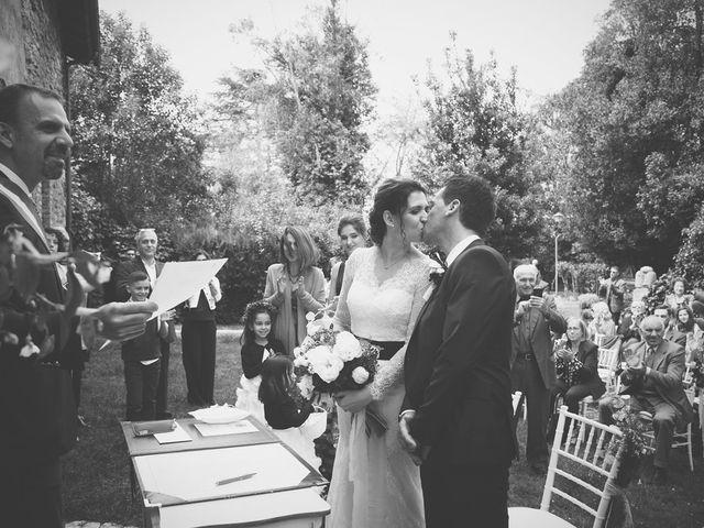 Il matrimonio di Daniele e Cristina a Mentana, Roma 8
