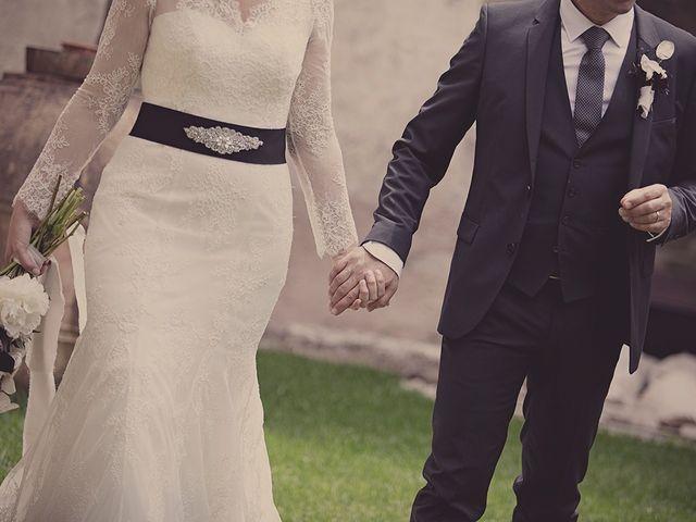 Il matrimonio di Daniele e Cristina a Mentana, Roma 10