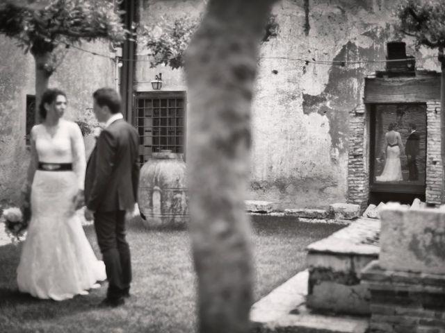 Il matrimonio di Daniele e Cristina a Mentana, Roma 12