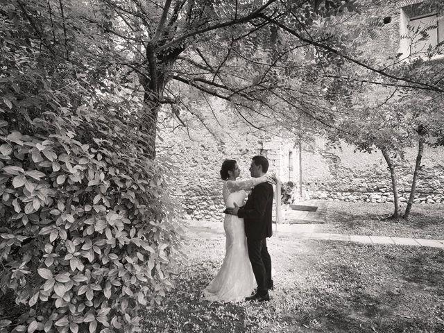 Il matrimonio di Daniele e Cristina a Mentana, Roma 2