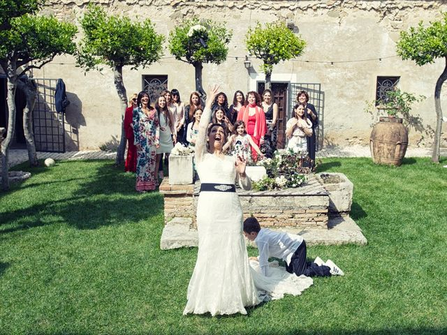 Il matrimonio di Daniele e Cristina a Mentana, Roma 19