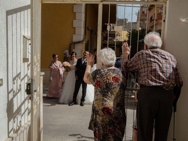 Il matrimonio di Francesco e Miriam a Modica, Ragusa 12