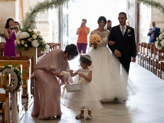 Il matrimonio di Francesco e Miriam a Modica, Ragusa 14