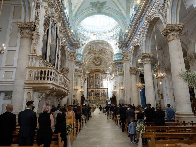 Il matrimonio di Francesco e Miriam a Modica, Ragusa 15