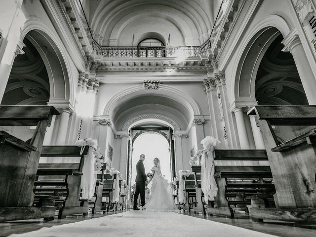 Il matrimonio di Giovanni e Maura a Pozzallo, Ragusa 34
