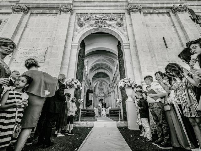 Il matrimonio di Giovanni e Maura a Pozzallo, Ragusa 35