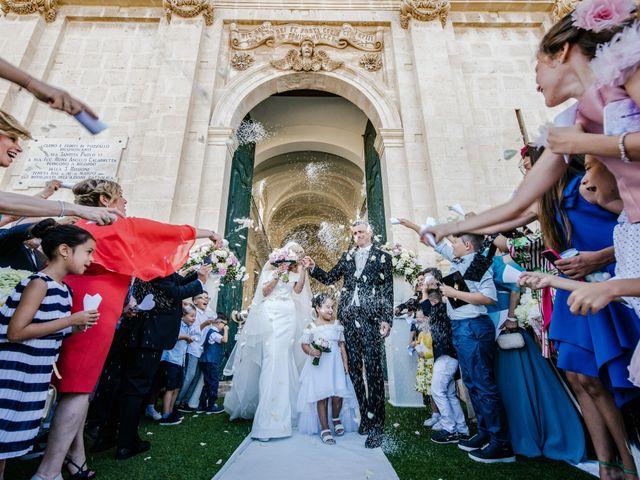 Il matrimonio di Giovanni e Maura a Pozzallo, Ragusa 36