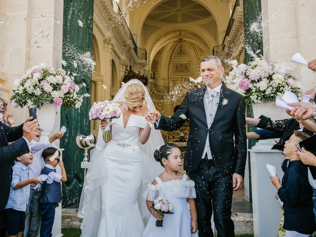 Il matrimonio di Giovanni e Maura a Pozzallo, Ragusa 37