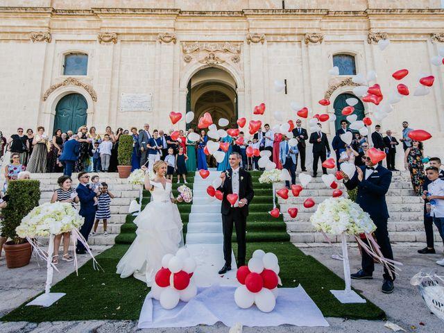 Il matrimonio di Giovanni e Maura a Pozzallo, Ragusa 38