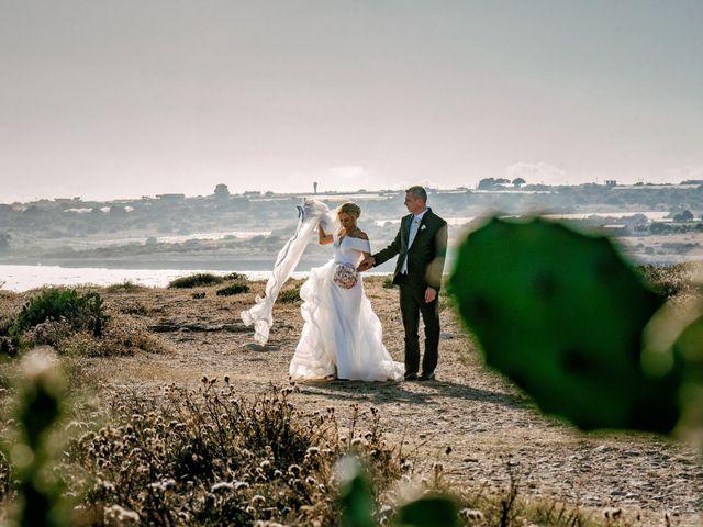 Il matrimonio di Giovanni e Maura a Pozzallo, Ragusa 40