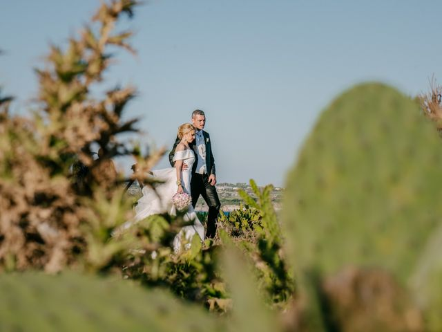 Il matrimonio di Giovanni e Maura a Pozzallo, Ragusa 41