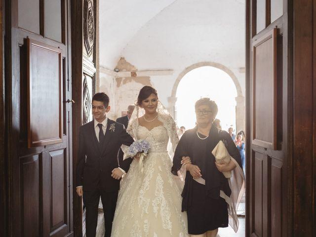 Il matrimonio di Angelo e Alessia a Castelsardo, Sassari 23