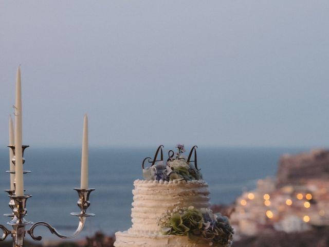 Il matrimonio di Angelo e Alessia a Castelsardo, Sassari 45