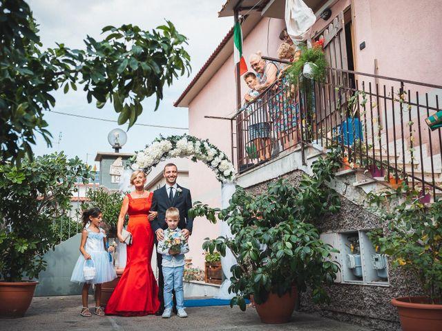Il matrimonio di Valerio e Isabella a Civitavecchia, Roma 29