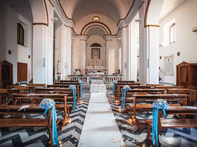 Il matrimonio di Valerio e Isabella a Civitavecchia, Roma 30