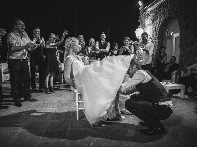 Il matrimonio di Valerio e Isabella a Civitavecchia, Roma 78