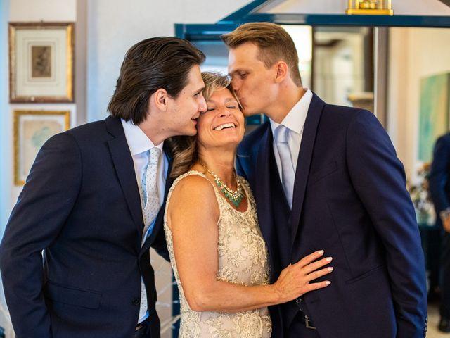 Il matrimonio di Maura e Riccardo a Angera, Varese 6
