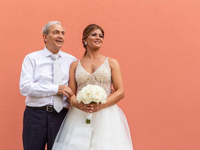 Il matrimonio di Maura e Riccardo a Angera, Varese 9