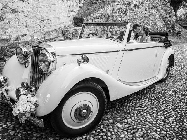 Il matrimonio di Maura e Riccardo a Angera, Varese 20