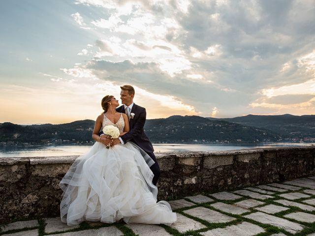 Le nozze di Riccardo e Maura
