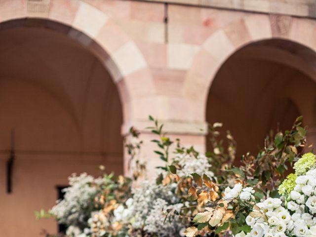 Il matrimonio di Maura e Riccardo a Angera, Varese 22