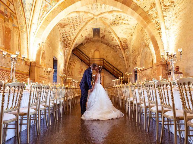 Il matrimonio di Maura e Riccardo a Angera, Varese 1