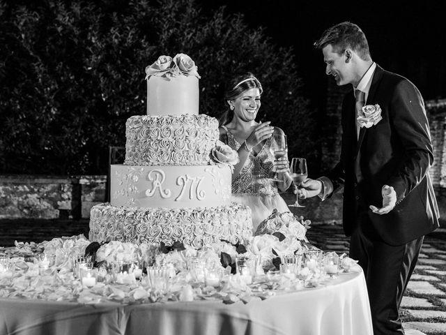 Il matrimonio di Maura e Riccardo a Angera, Varese 2