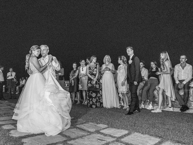 Il matrimonio di Maura e Riccardo a Angera, Varese 30