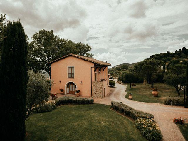 Il matrimonio di Gezim e Giada a Firenze, Firenze 1
