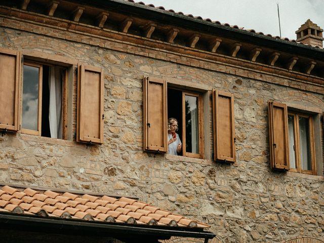 Il matrimonio di Gezim e Giada a Firenze, Firenze 8
