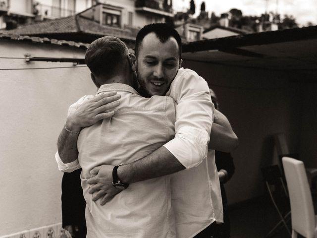 Il matrimonio di Gezim e Giada a Firenze, Firenze 12