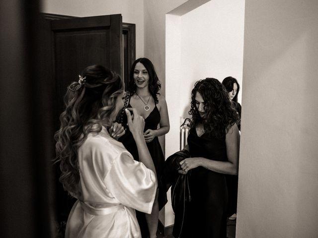 Il matrimonio di Gezim e Giada a Firenze, Firenze 20