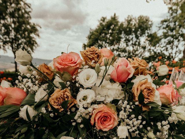 Il matrimonio di Gezim e Giada a Firenze, Firenze 34