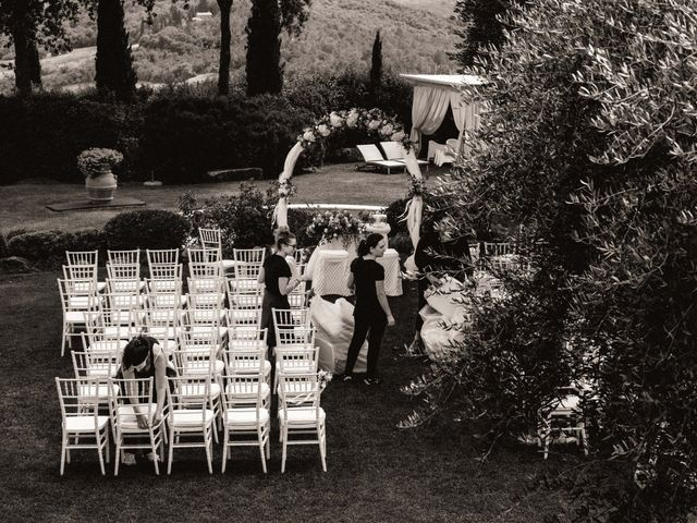 Il matrimonio di Gezim e Giada a Firenze, Firenze 42
